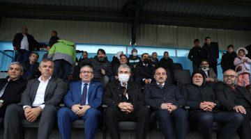 """""""Spor Şehri Sakarya hedefimize emin adımlarla ilerliyoruz"""""""