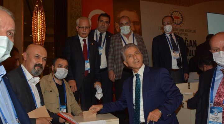 Yaşar Zımba yeniden TASKK yönetiminde