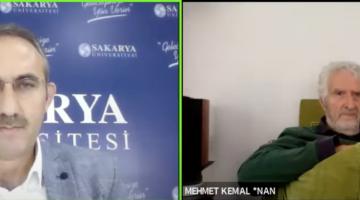 Prof. Dr. Mehmet Kemal İnan, SASGEM'e Konuk Oldu
